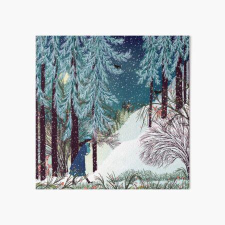 Moody Blues Art Board Print