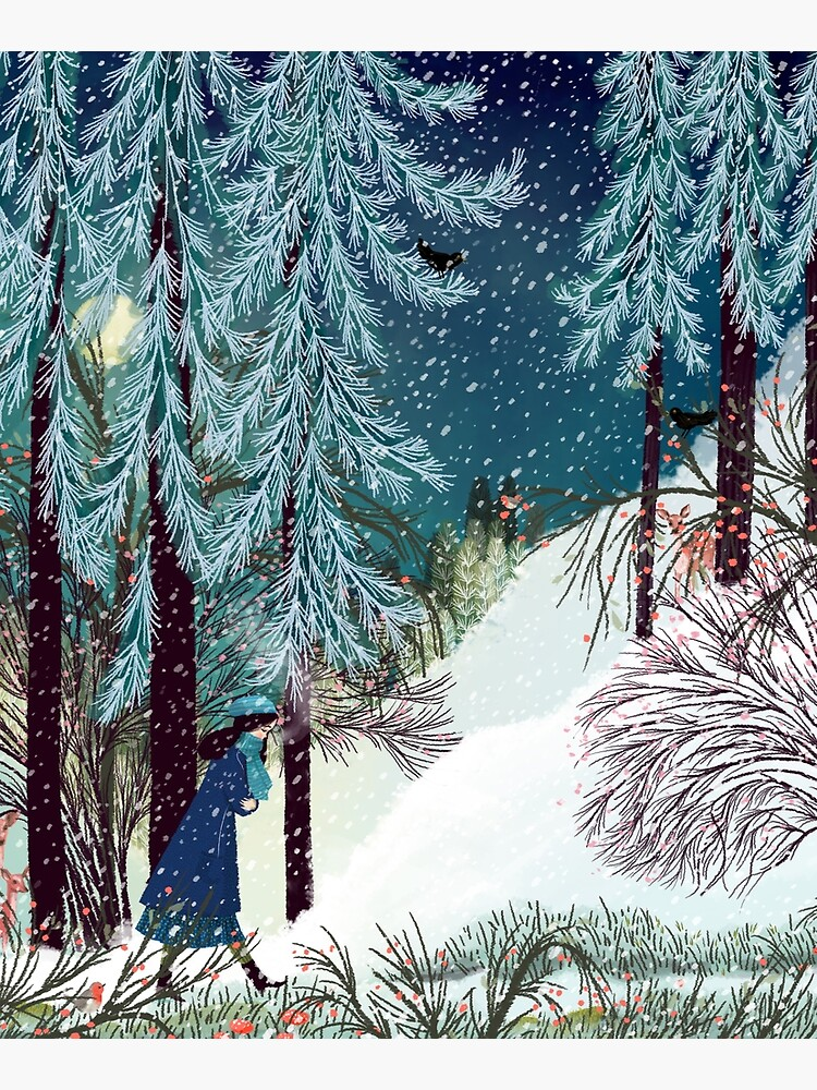 Moody Blues by Jane-Newland