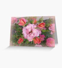 Surrounded by Tranquility Greeting Card