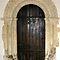Closed Church or Chapel Door