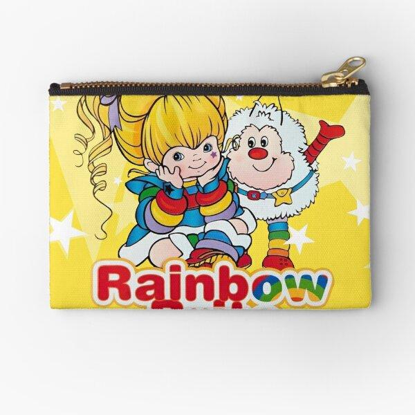 Rainbow Brite Zipper Pouch