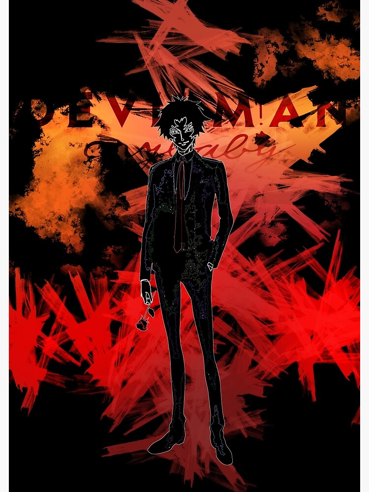 Devilman awakening by ryukrabit