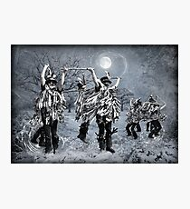 Winter Solstice Dance Photographic Print