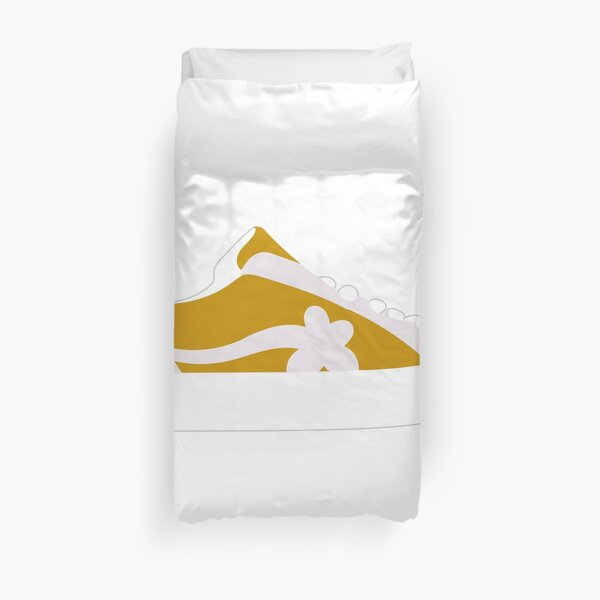 tyler shoe Duvet Cover