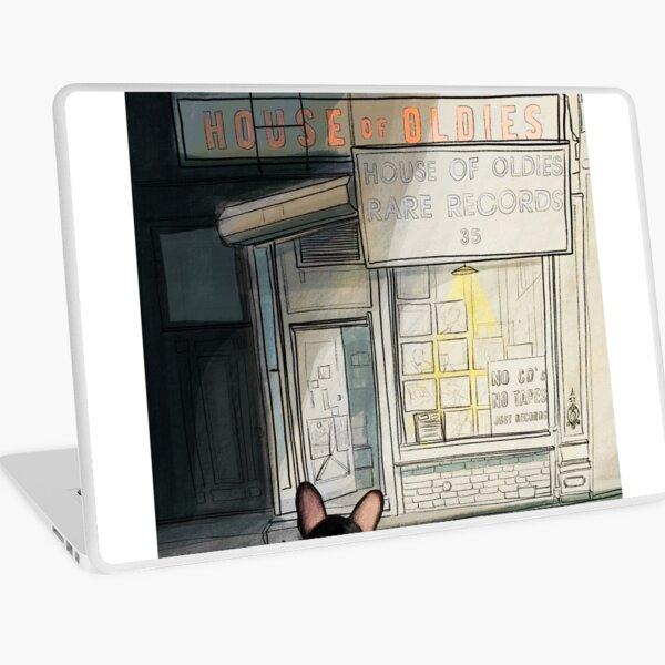 House of Oldies Laptop Skin