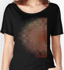 Dispersion Women's Relaxed Fit T-Shirt