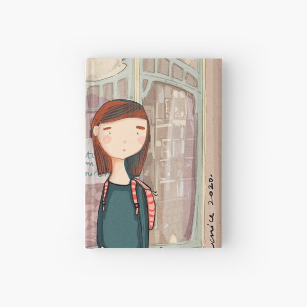 Shop with a friend Hardcover Journal