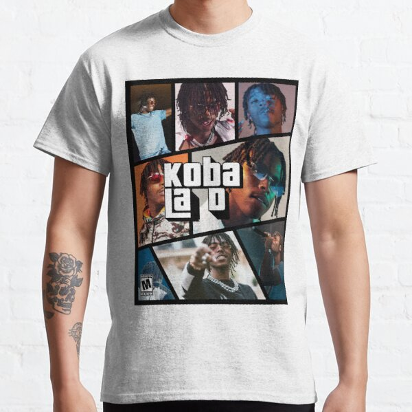 Koba La D GTA V French Rap Classic T-Shirt