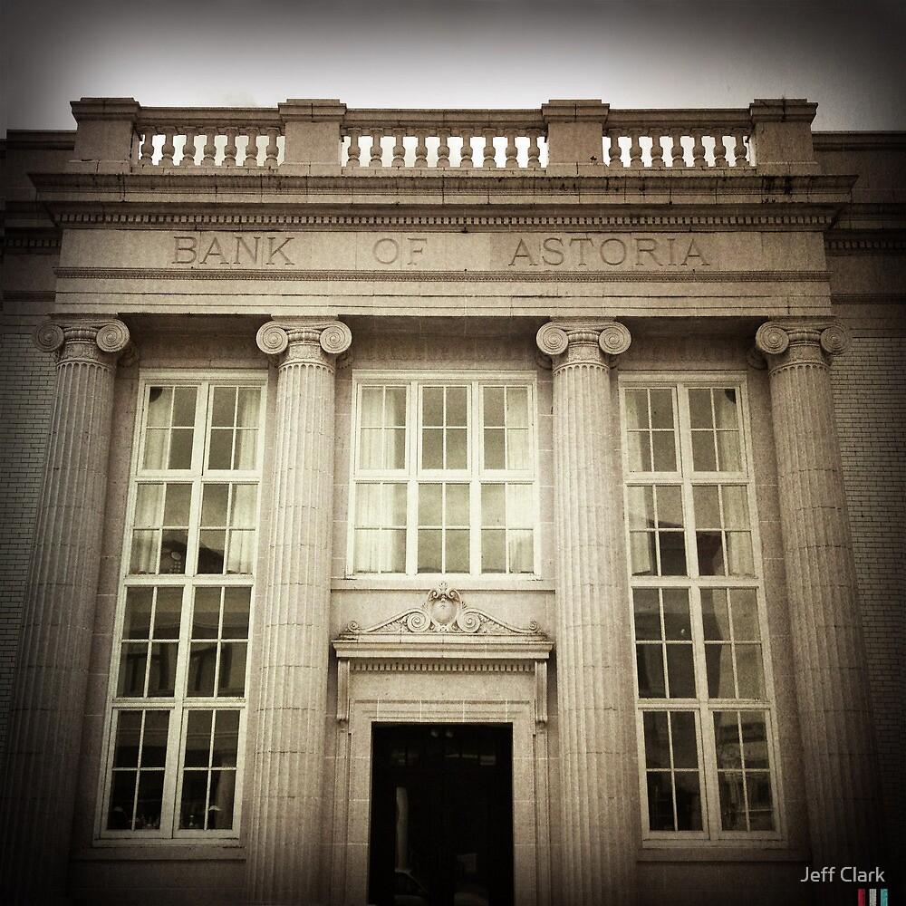 Bank (Astoria #10) by Jeff Clark