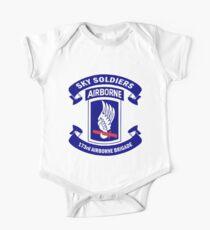 173rd Airborne Brigade Combat Team Crest Kids Clothes