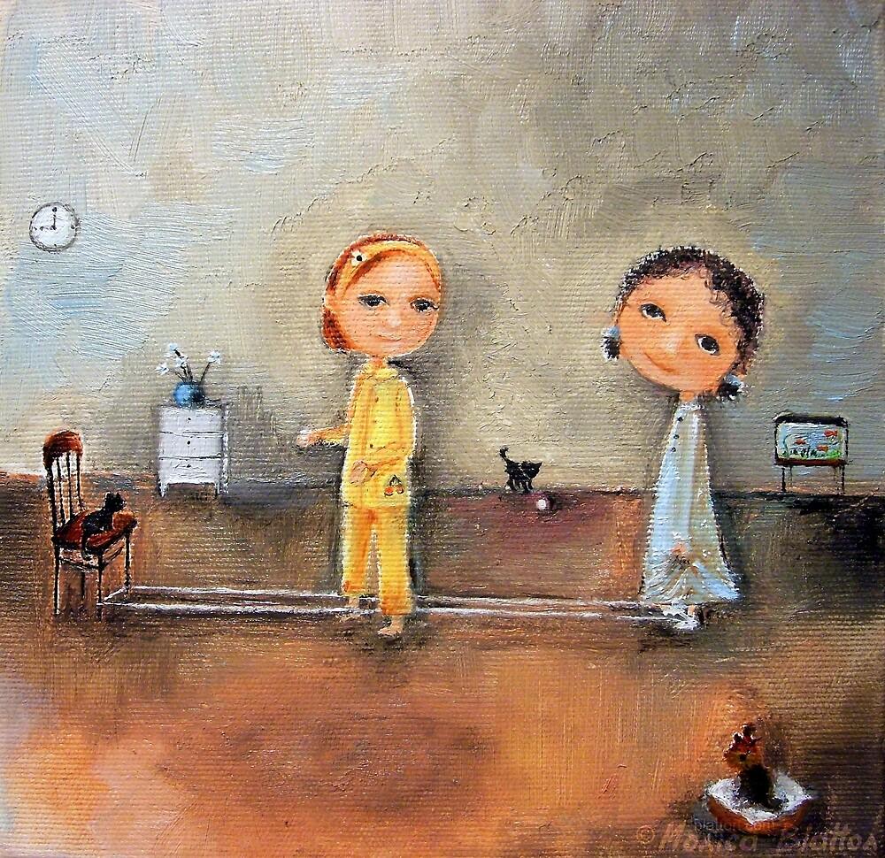 Tens by Monica Blatton
