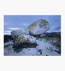 rocks Photographic Print