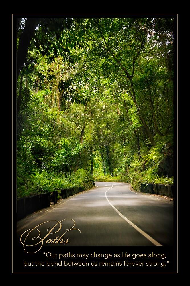 Paths by vividpeach