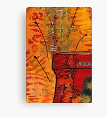 Love Vessel for My Woman Canvas Print