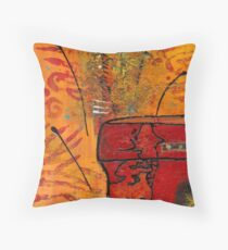 Love Vessel for My Woman Throw Pillow