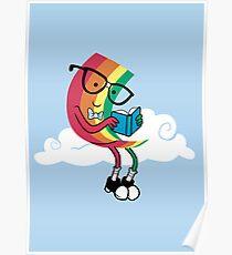 Reading Rainbow Poster