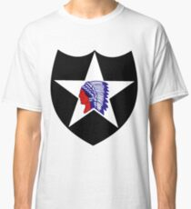 2nd Infantry Division Logo Classic T-Shirt