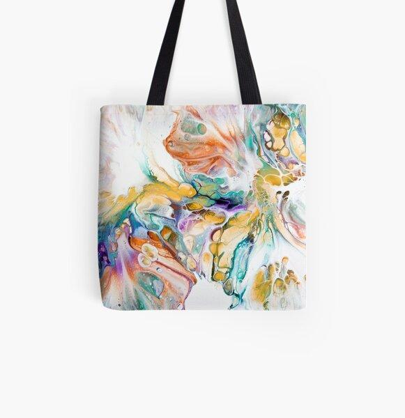 Fantasy All Over Print Tote Bag