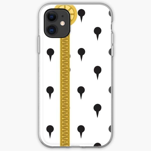 Bruno Buccellati pattern (white vs) iPhone Soft Case