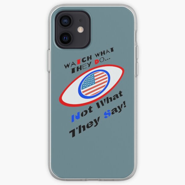 The Watcher Series 12 iPhone Soft Case