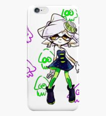 marie splatoon iPhone 6 Case