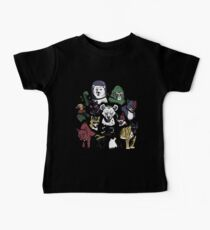 Predators of the Bat Baby Tee