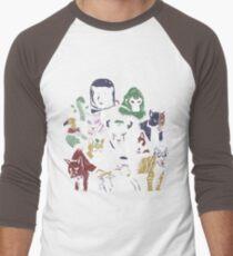 Predators of the Bat Men's Baseball ¾ T-Shirt