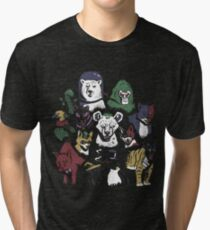 Predators of the Bat Tri-blend T-Shirt