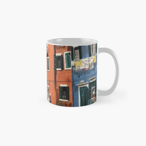 Burano Classic Mug