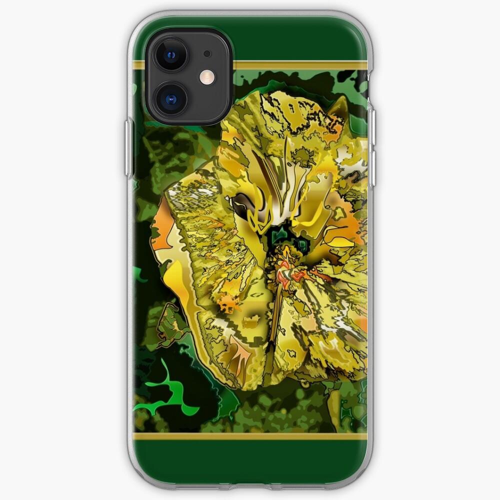 Native Hibiscus iPhone Case & Cover