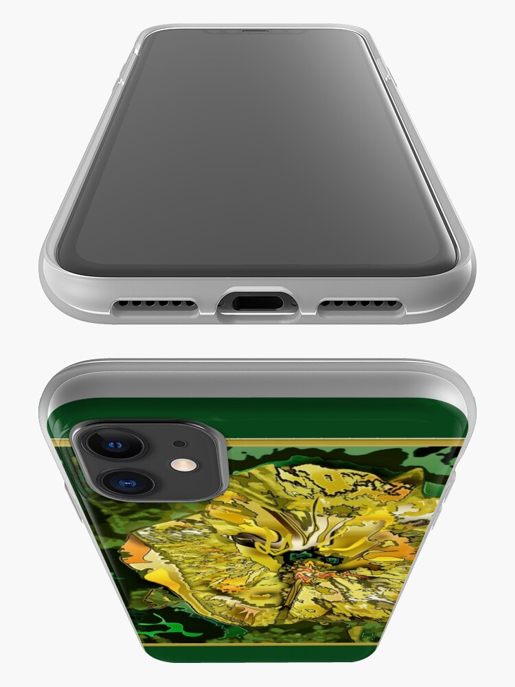 Alternate view of Native Hibiscus iPhone Case & Cover