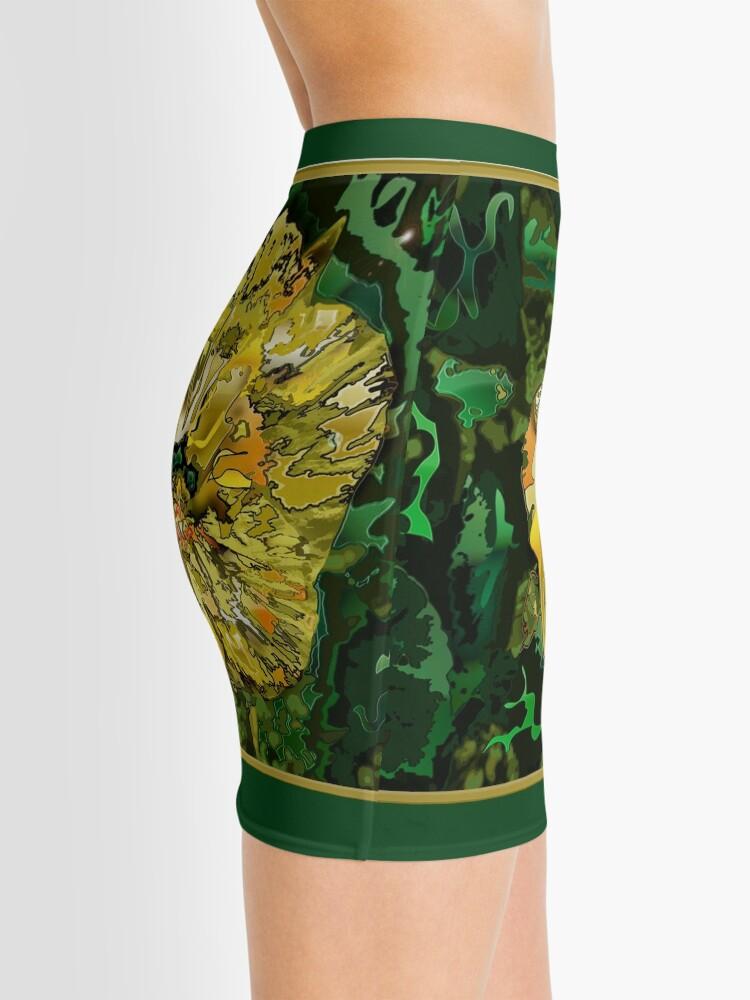 Alternate view of Native Hibiscus Mini Skirt