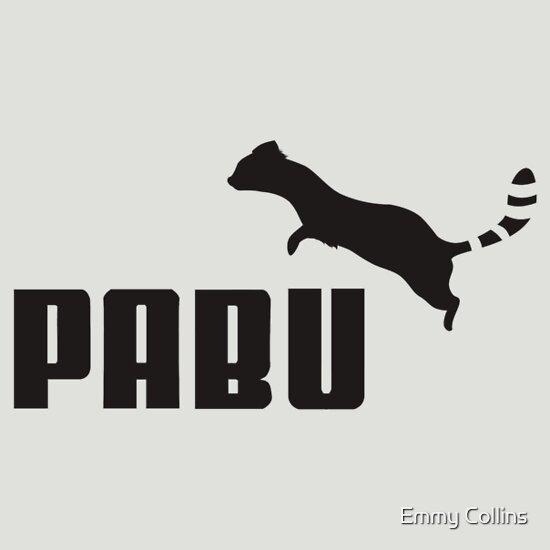 TShirtGifter presents: PABU (Black)