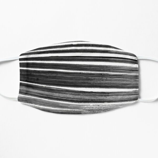 Bamboo black&white Mask