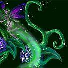 Purple Fairy by fliberjit