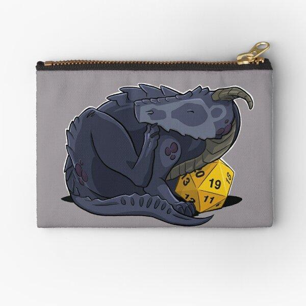 D20 Black Dragon Bolsos de mano