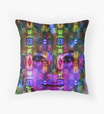 Lucy in Disguise Throw Pillow