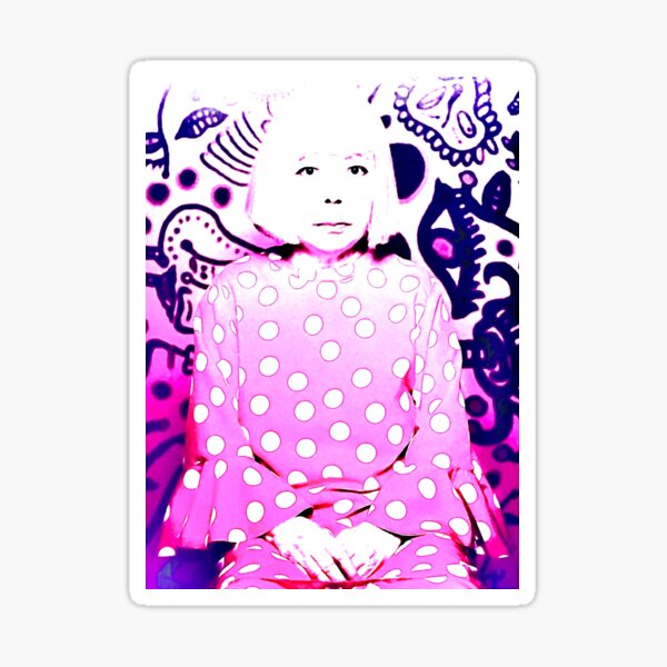 Princess Yayoi Sticker