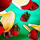 Lemons & Strawberries by Tori Snow