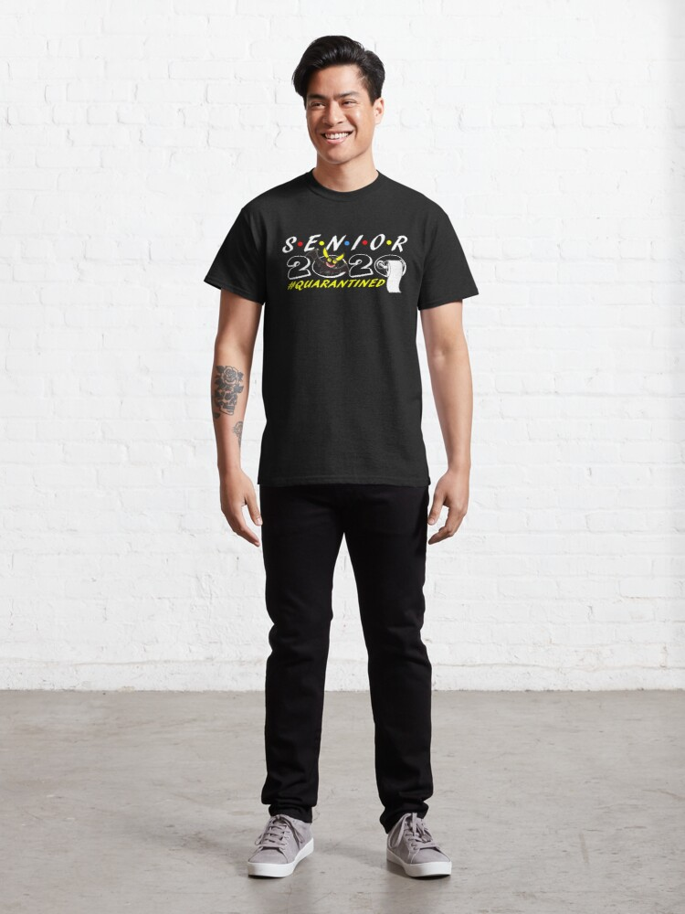 Alternate view of Senior Class Of 2020 Design 5 Classic T-Shirt