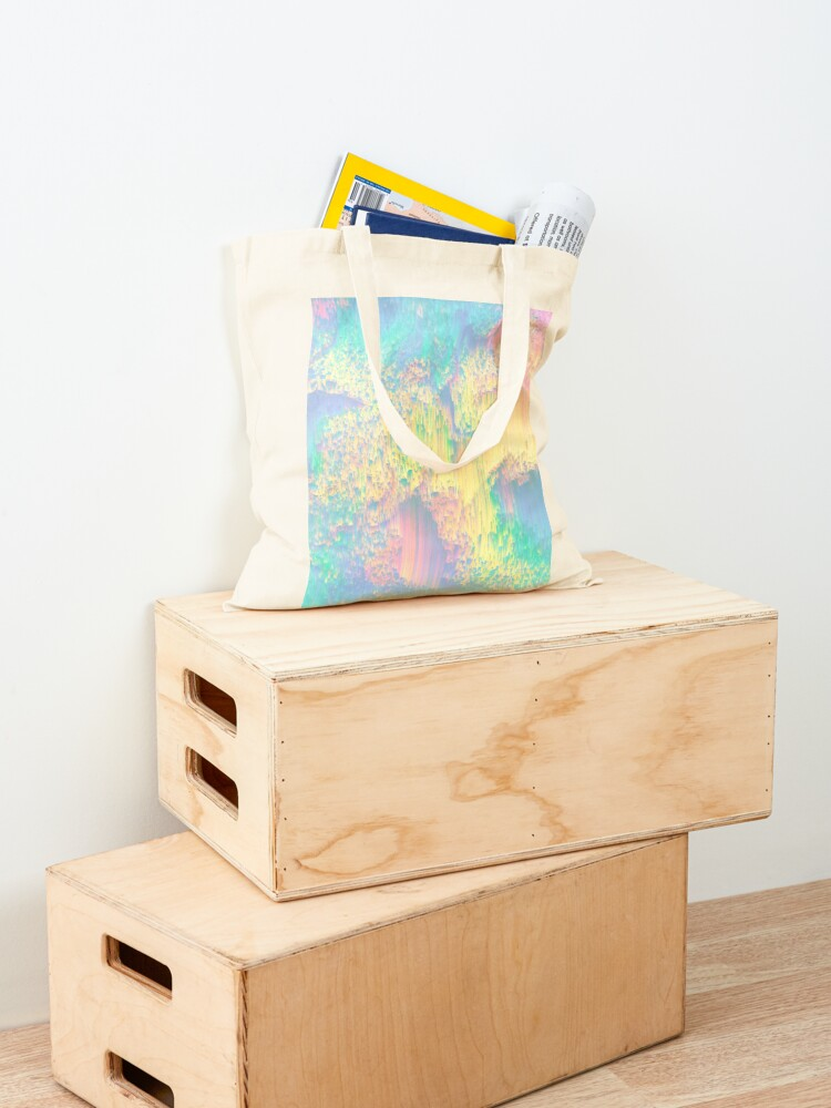 Alternate view of Remixed Nature Tote Bag