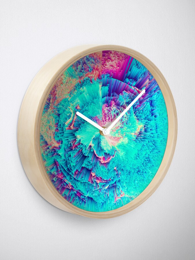 Alternate view of Perceptive Absence Clock