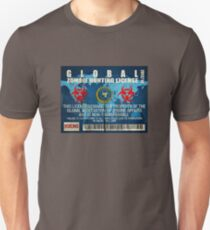 ZOMBIE HUNTING LICENSE T-Shirt