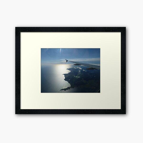 Tasmania Sighting Framed Art Print