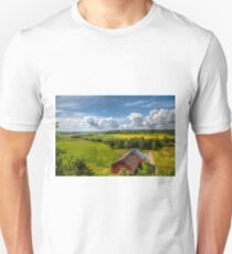 Rural Landscape T-Shirt
