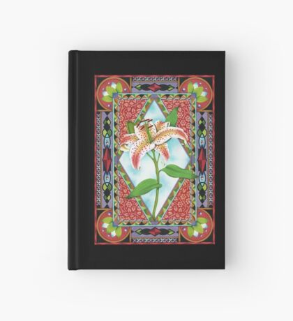 Gilding the Lily! Hardcover Journal
