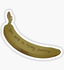 A lying Junkie | Community Sticker