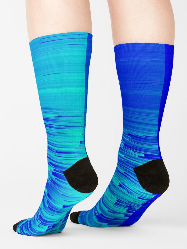 Alternate view of Just Passing Through Socks
