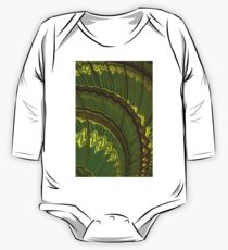Celtic Harp Abstract One Piece - Long Sleeve