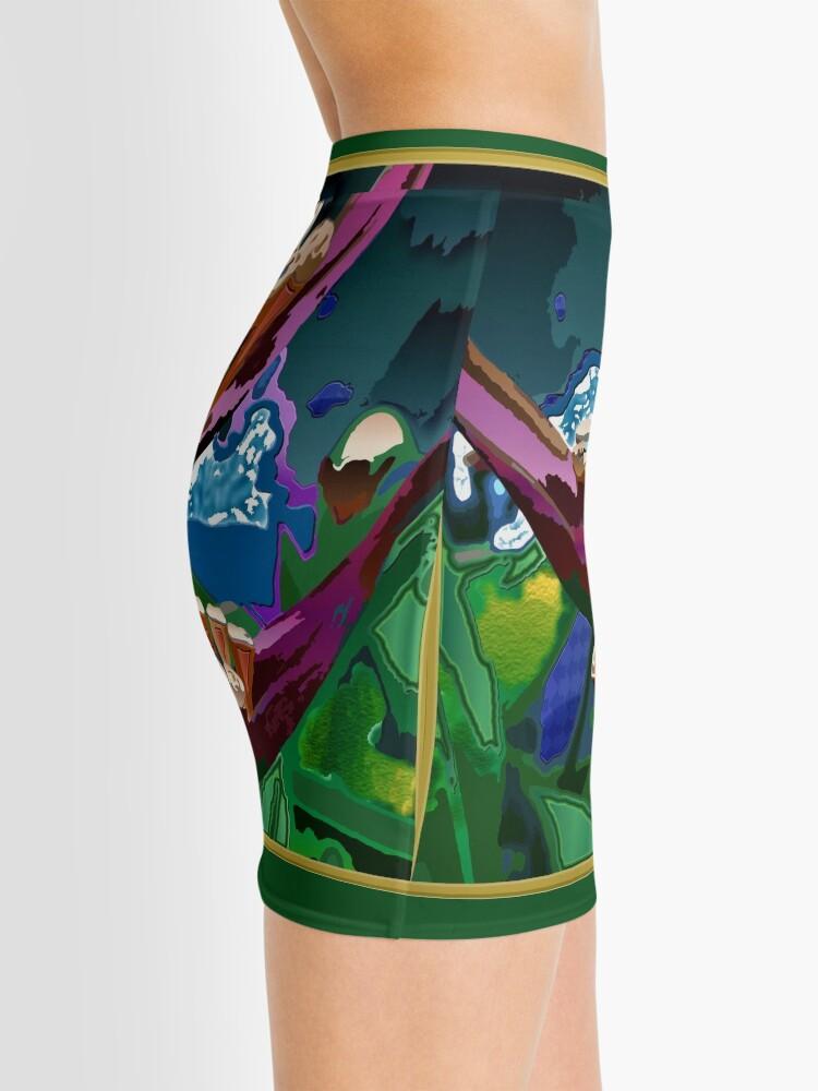 Alternate view of Stemming Point Mini Skirt